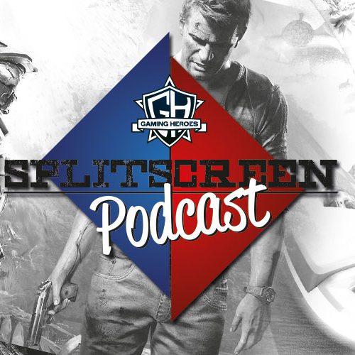 Splitscreen Podcast – Episode 1: Das ist erst der Anfang!
