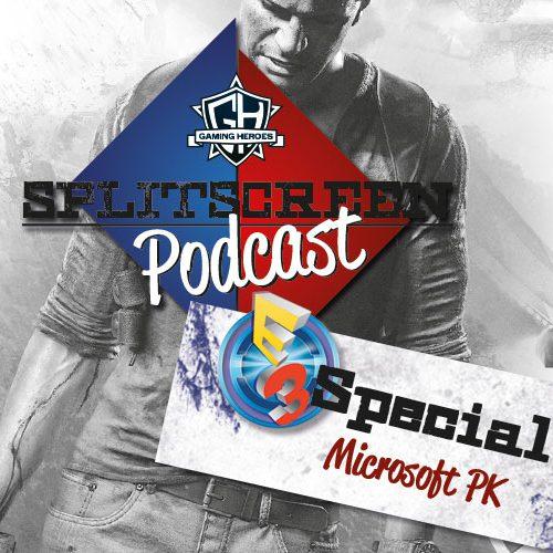 Splitscreen Podcast: Microsoft E3 Pressekonferenz 2016